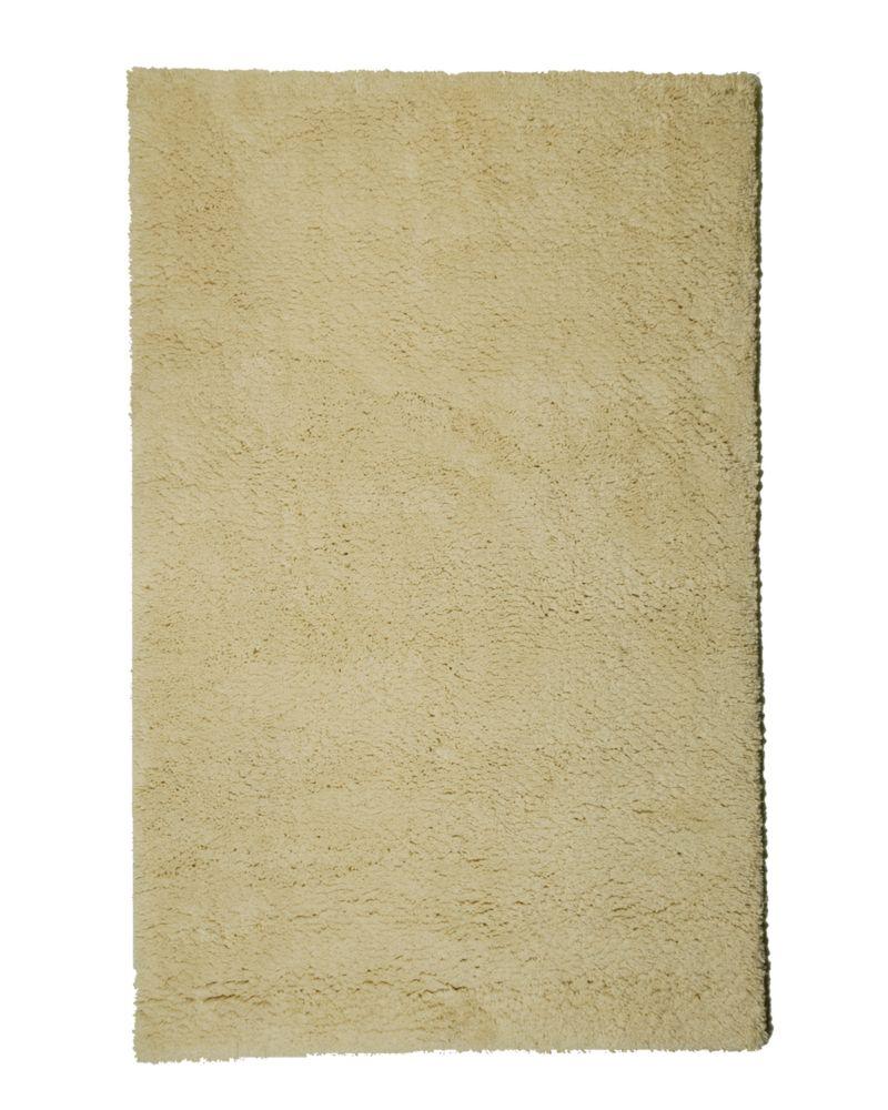 sand arctic shag 5 ft x 8 ft area rug arctic5x8sd canada discount. Black Bedroom Furniture Sets. Home Design Ideas