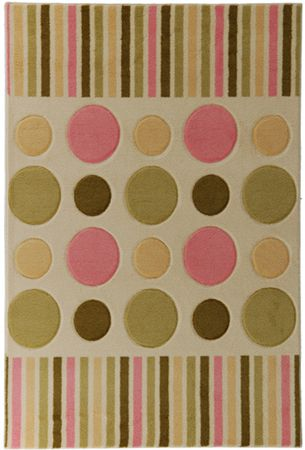 Kids being Kids 5x7 Polka Rose
