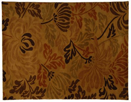 Autumn Blossom 8 Ft. x 10 Ft. Area Rug