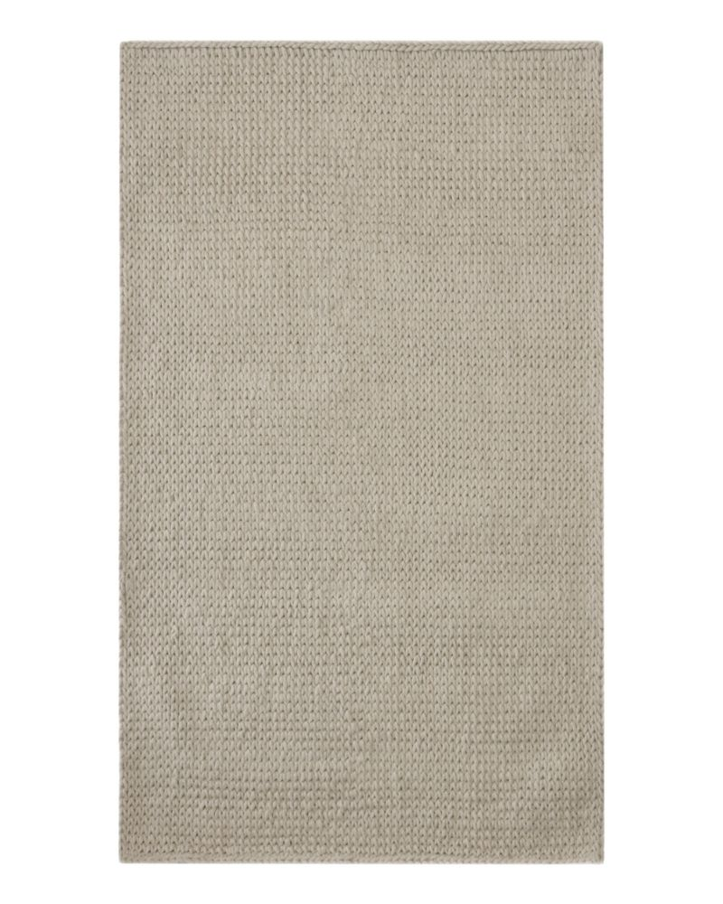 Tapis Cardigan Naturel 5 Pi. x 8 Pi.