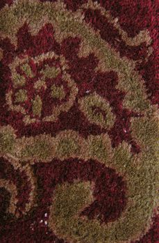 Ruby Florence Area Rug - 5 Feet x 7 Feet 6 Inches