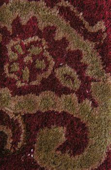 Ruby Florence Area Rug - 8 Feet x 10 Feet
