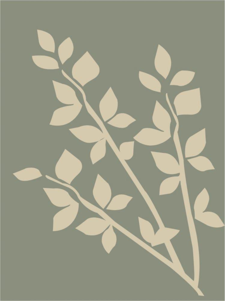 Clay Gardenia 4 Ft. x 6 Ft. Area Rug