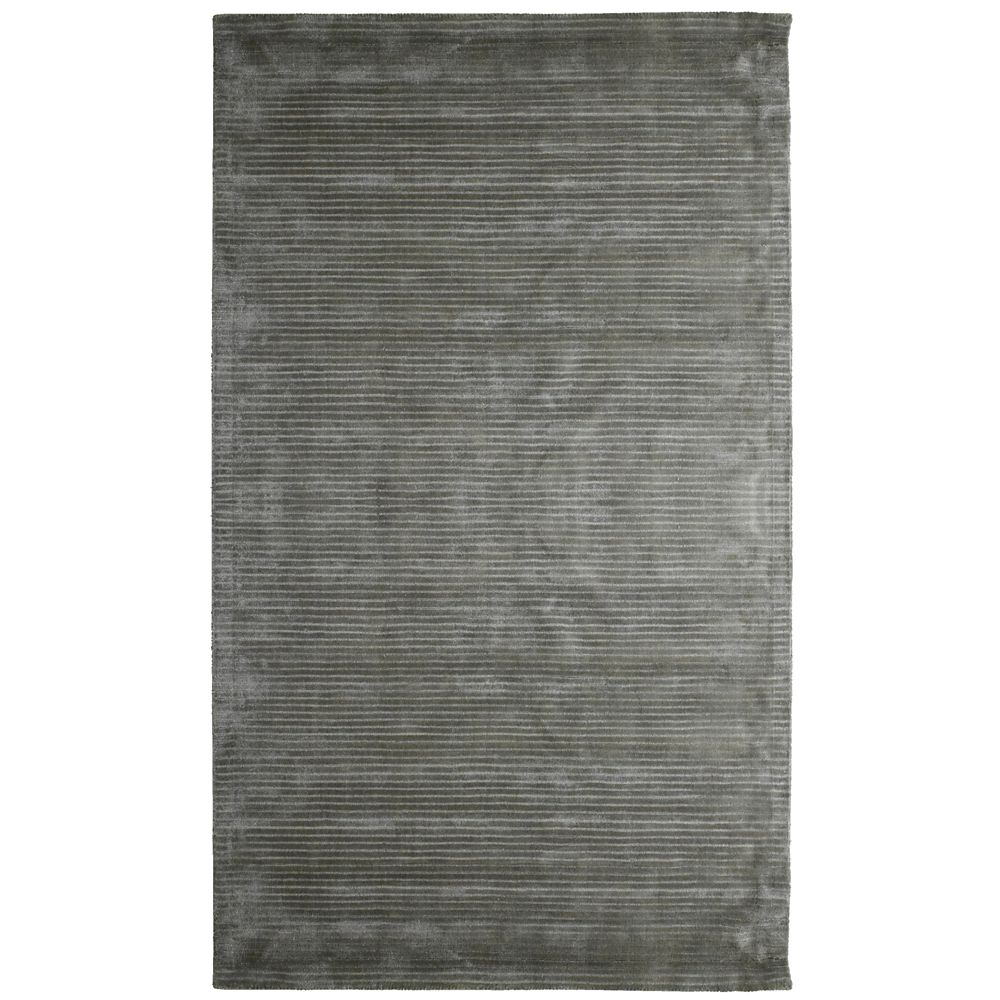 Silver Luminous 5 Ft. x 8 Ft. Area Rug