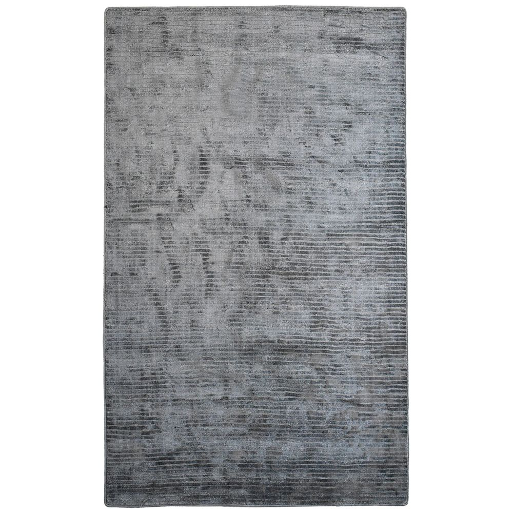 Charcoal Luminous 5 Ft. x 8 Ft. Area Rug