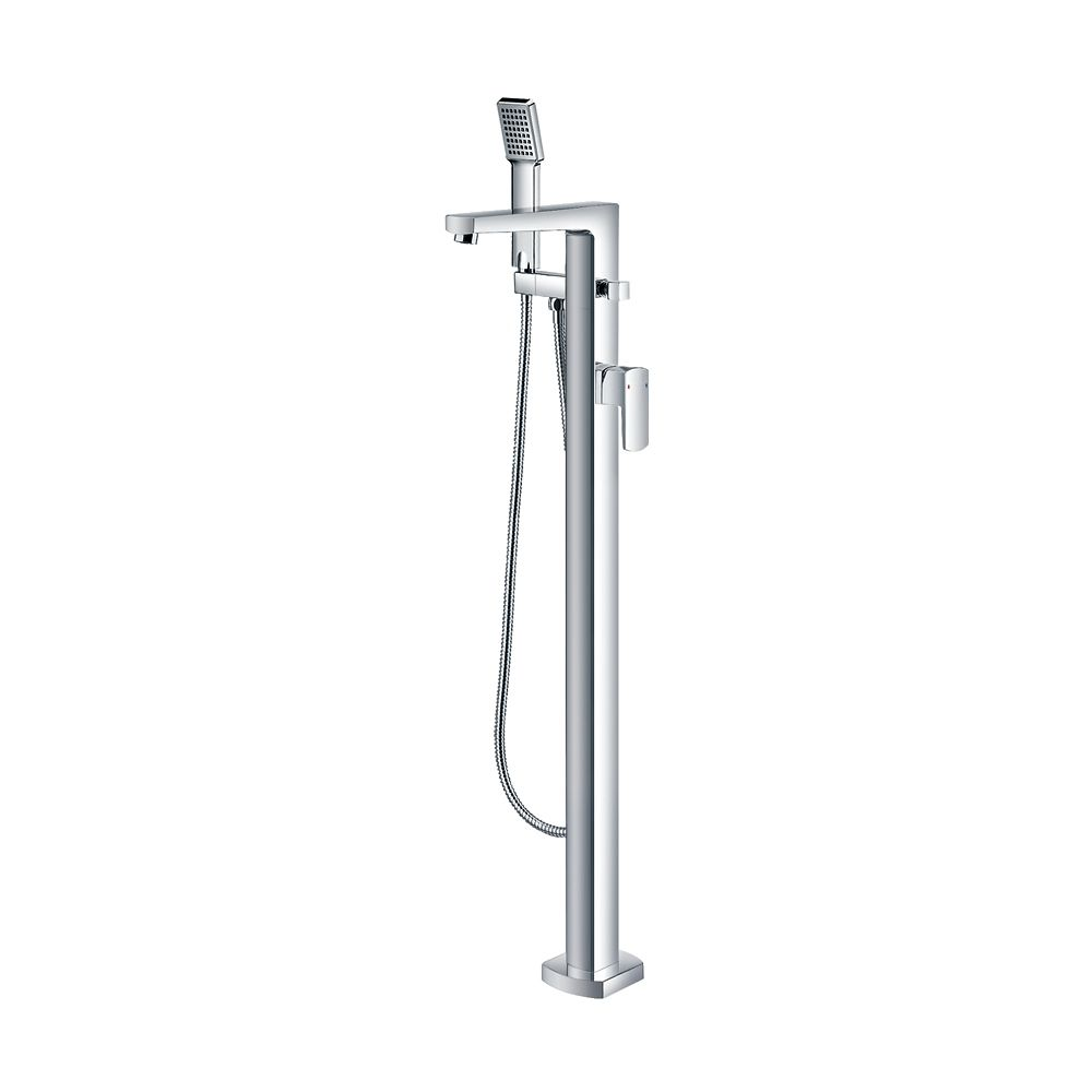 Quadrato Single-Lever Freestanding Tub Faucet