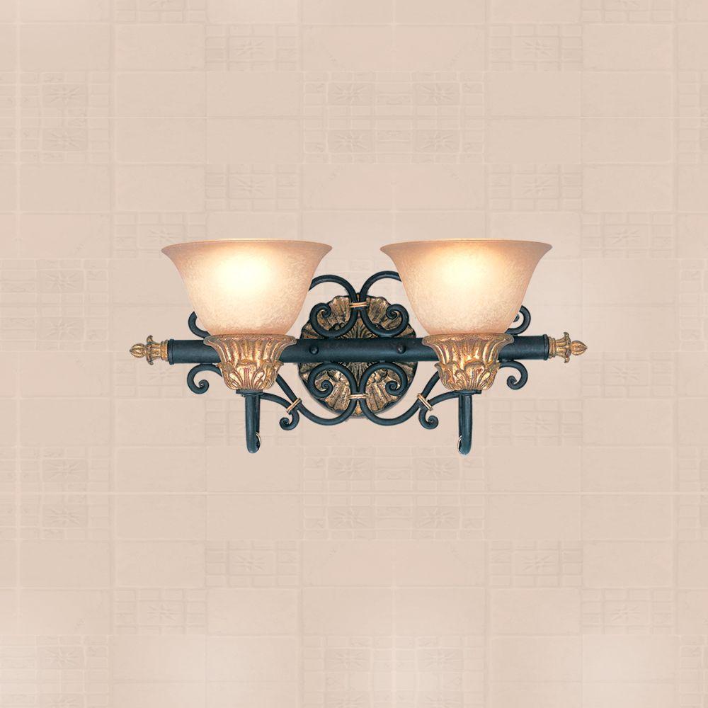 Serif 2 Light Bathbar