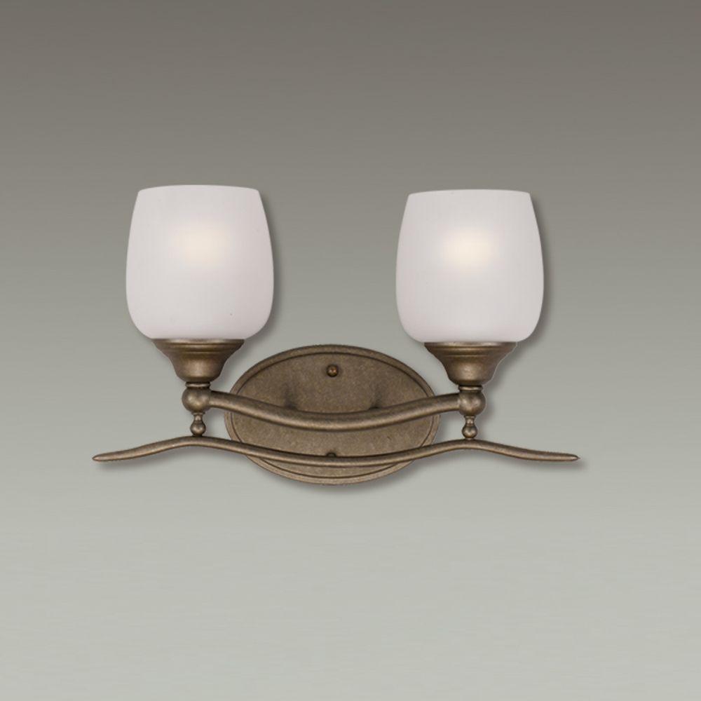 Tunbridge 2 Light Bathbar