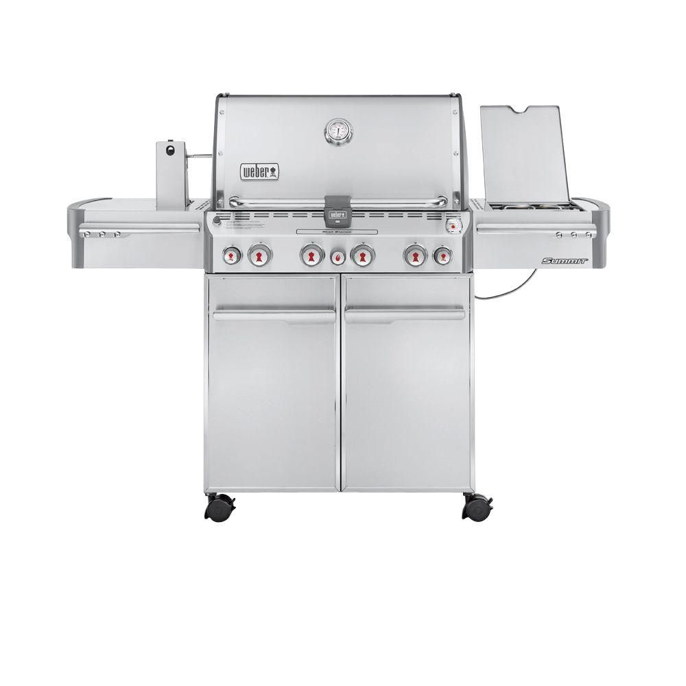 Summit<sup>®</sup> S-470� Gas BBQ