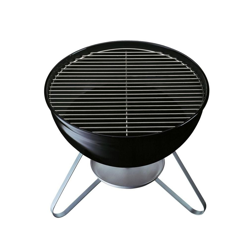 Plated-Steel Charcoal Grate