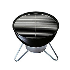 Steel-Plated Charcoal Grate
