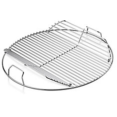 18.5-inch One-Touch/Bar-B-Kettle Series Hinged Cooking Grate