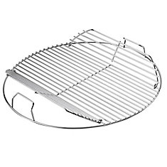 22.5-inch One-Touch/Performer/Bar-B-Kettle Series Stainless Steel Cooking Grate