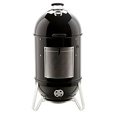 Smokey Mountain 22.5-inch Charcoal Cooker Smoker in Black