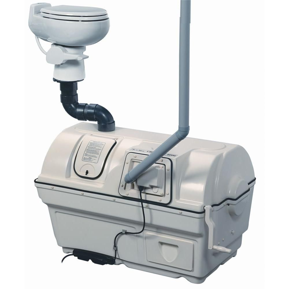Centrex 2000 Electric Composting Toilet