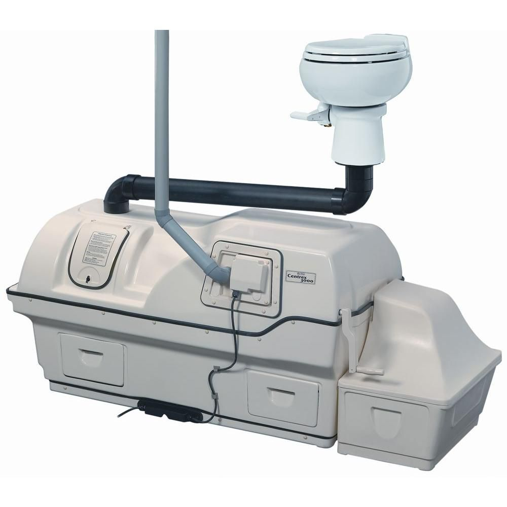 Centrex 3000 Electric Composting Toilet