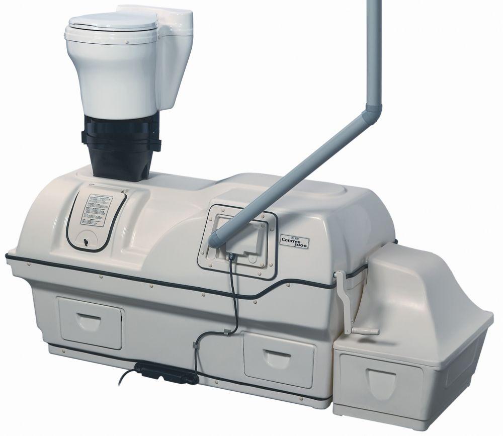 Centrex 3000 AF Electric Composting Toilet