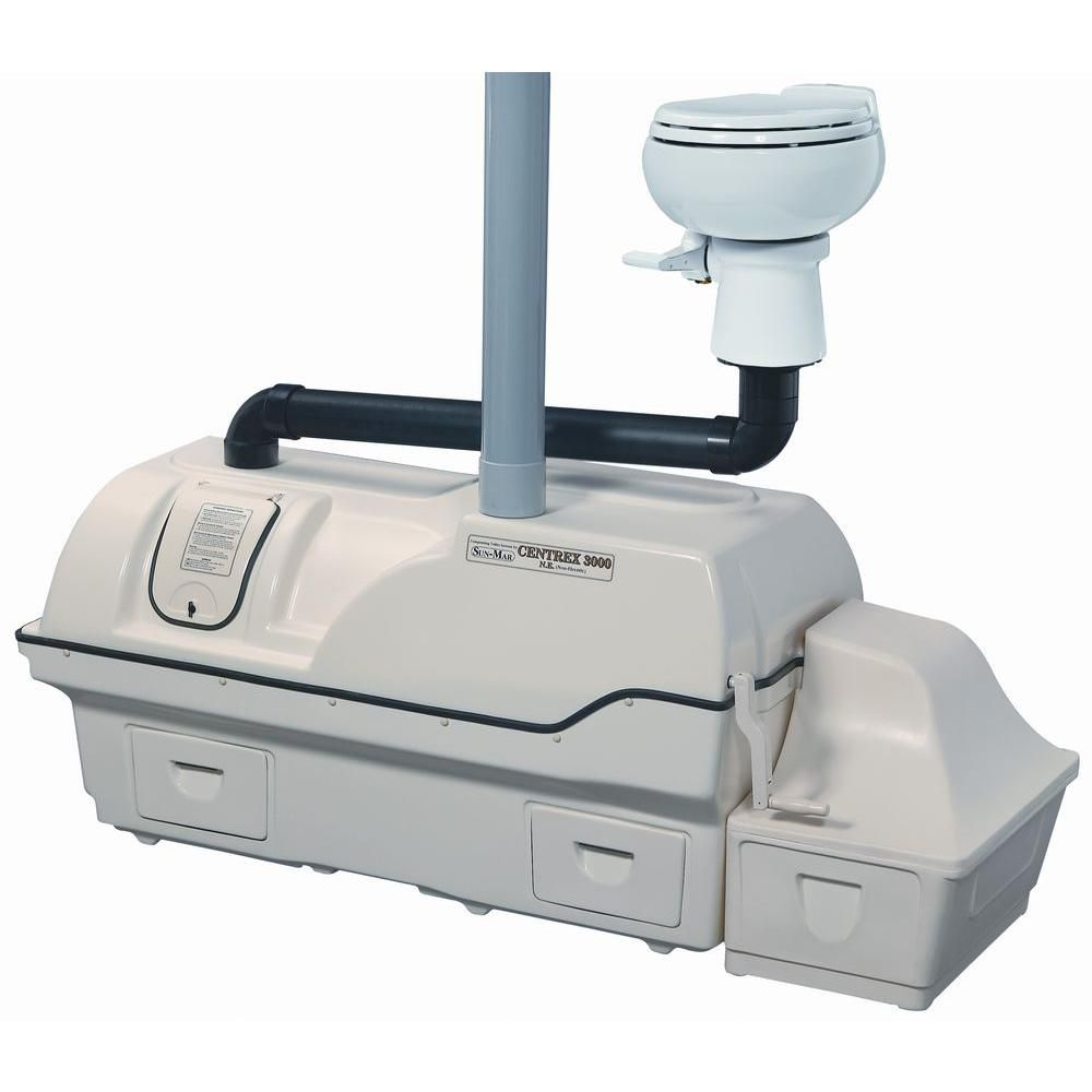 Centrex 3000-NE Non-electric Composting Toilet