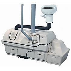 Centrex 3000 AC/DC Composting Toilet