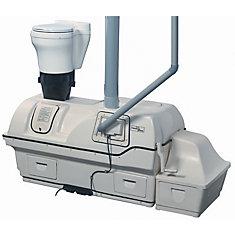 Centrex 3000 AF AC/DC Composting Toilet