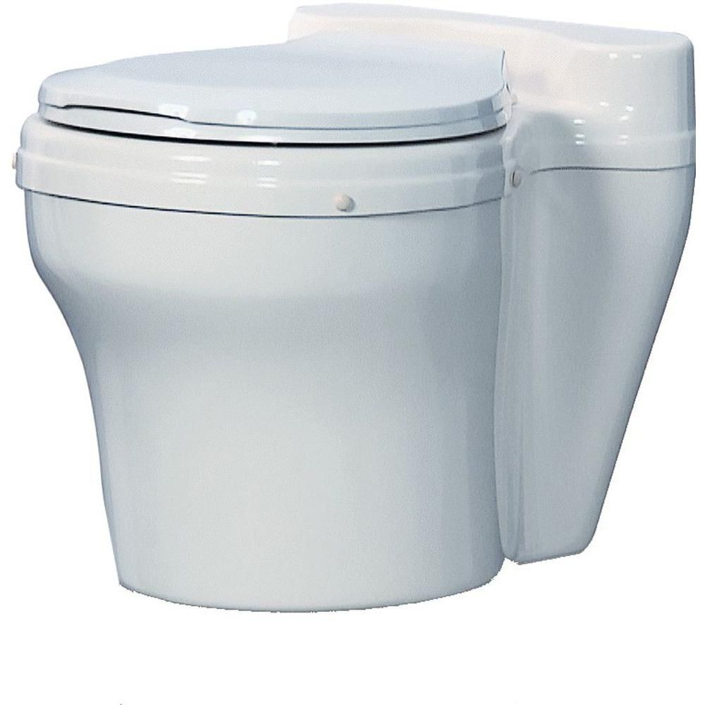 Dry Composting Toilet in Bone