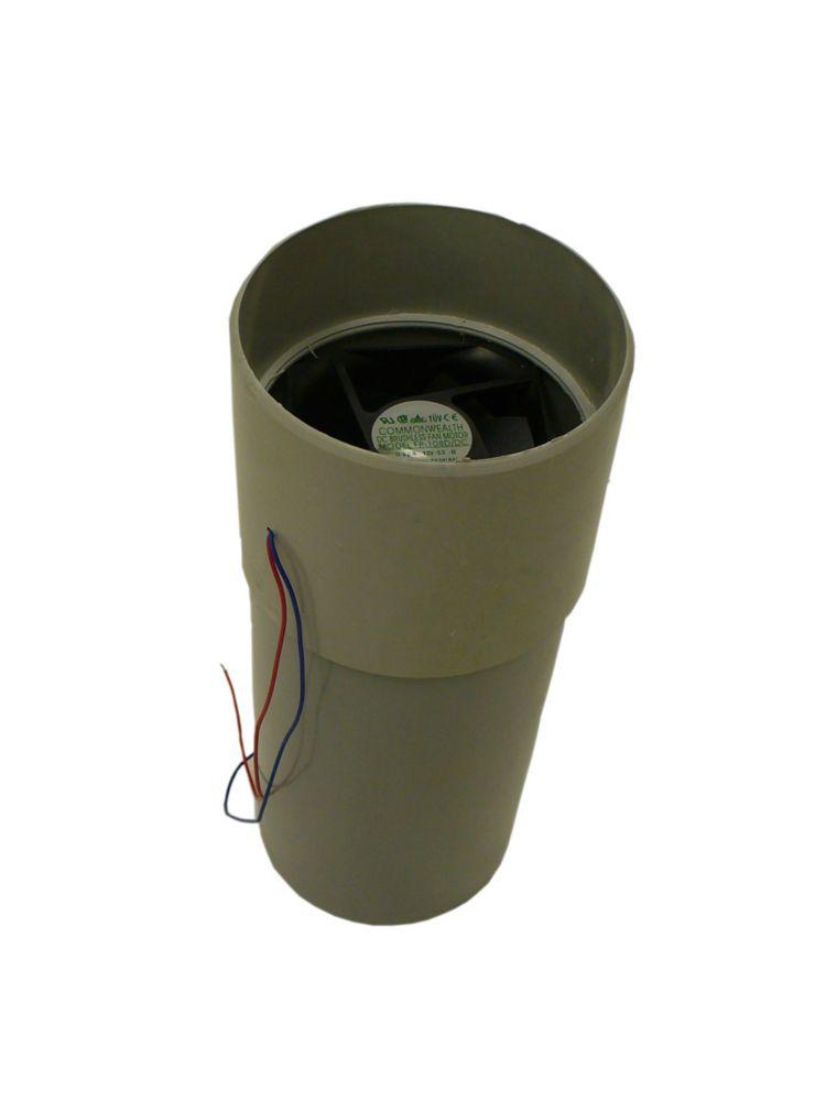 12 V 2.4 W Composting Toilet Fan