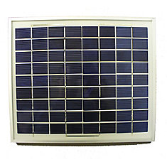 10 W Solar Panel for Sun-Mar 12V Fan
