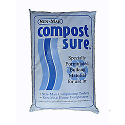 Sun-Mar Compost Sure Bulking Material for Composting Toilet (Blue)