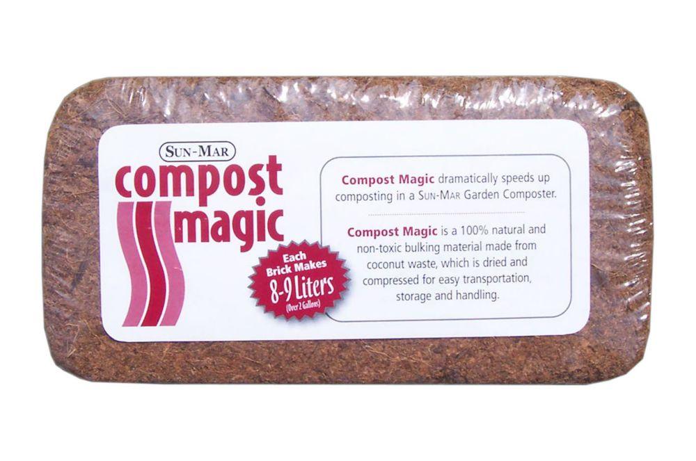 SUN-MAR Compost Magic, 600g