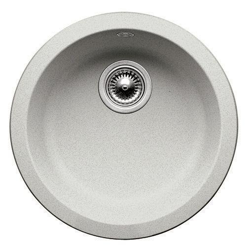 Silgranit, Natural Granite Composite Kitchen Or Island Sink, Drop-In, Silgranit Silk