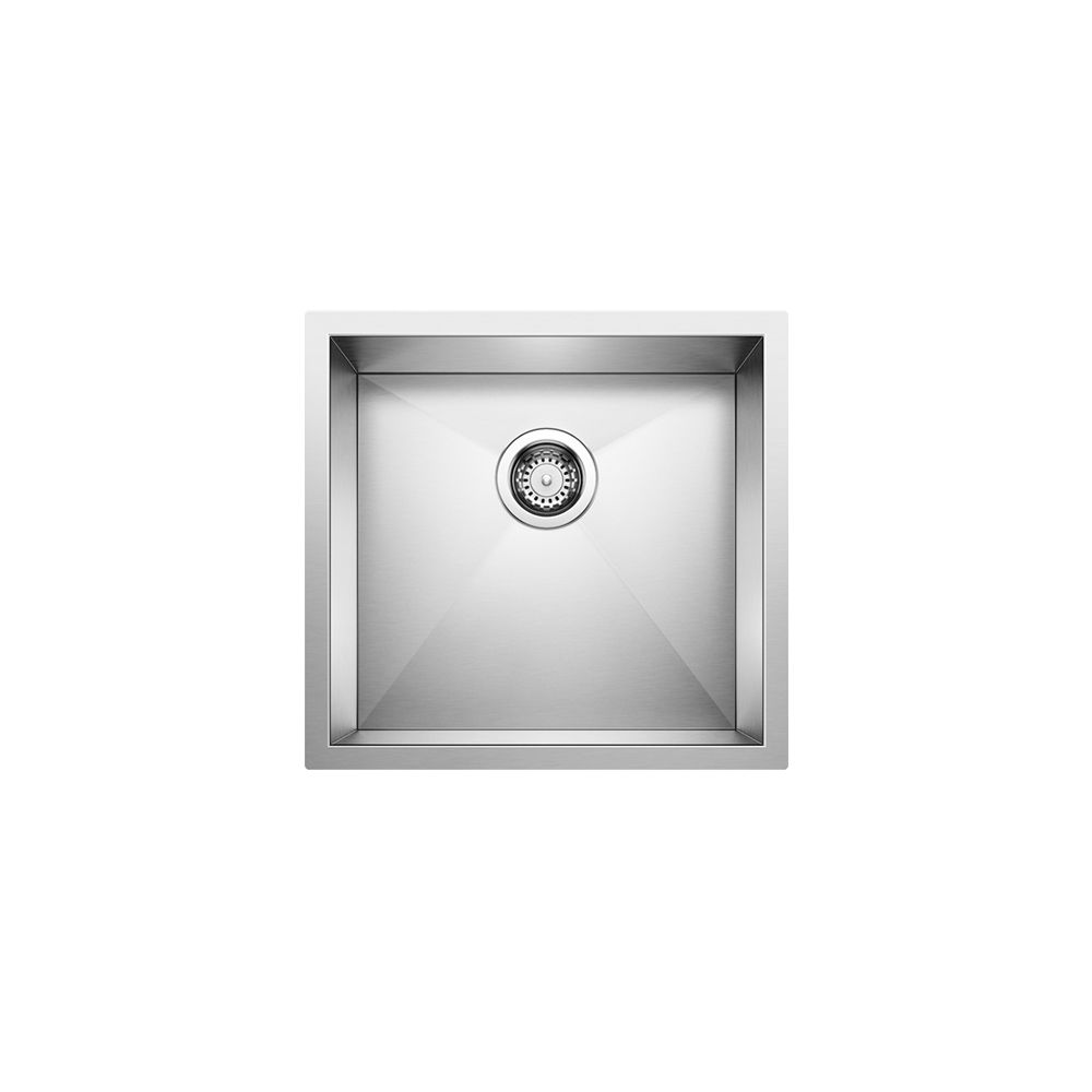 Premium Handcrafted Stainless Steel Kitchen Or Bar Sink, Undermount