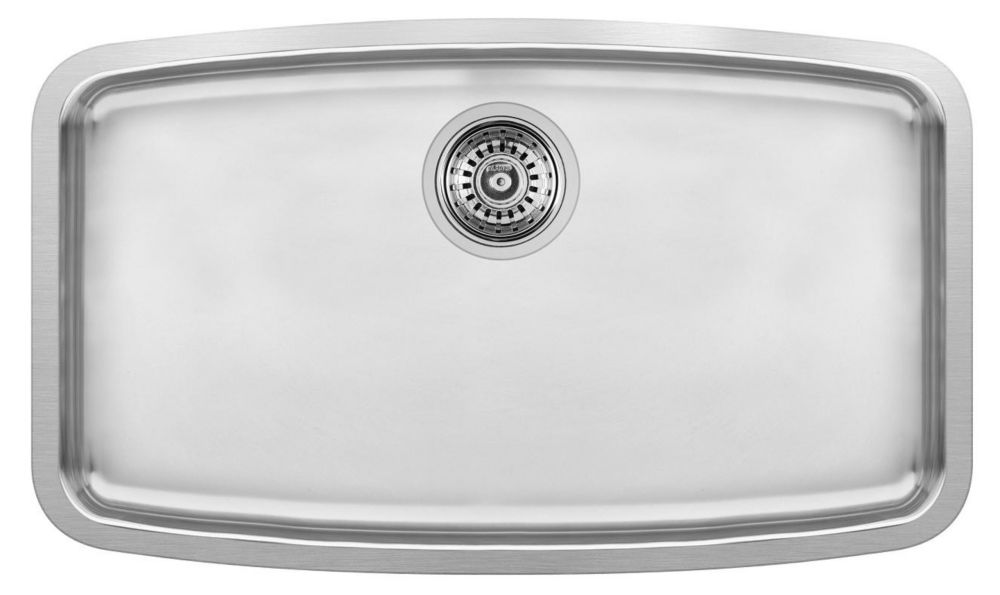 Premium Undermount Stainless Steel Kitchen Sink