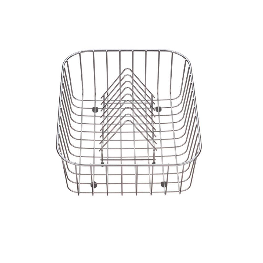 Blanco Custom Designed Crockery Baskets