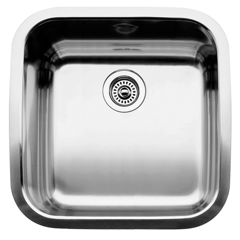 Single Bowl Undermount Stainless Steel Kitchen Sink SOP417 Canada Discount
