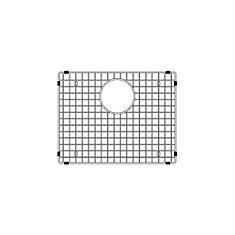 Precis Sink Grid Lg, Stainless Steel