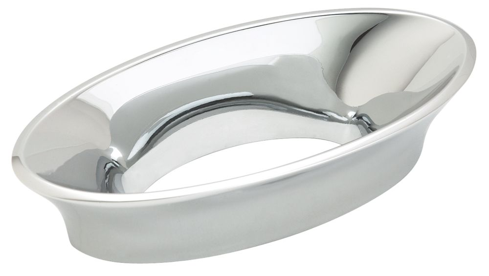Sleek pull - sleek, oval, 64mm Centre
