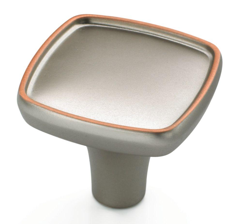 Porter knob - porter, square, 1-1/8 In. sq diameter