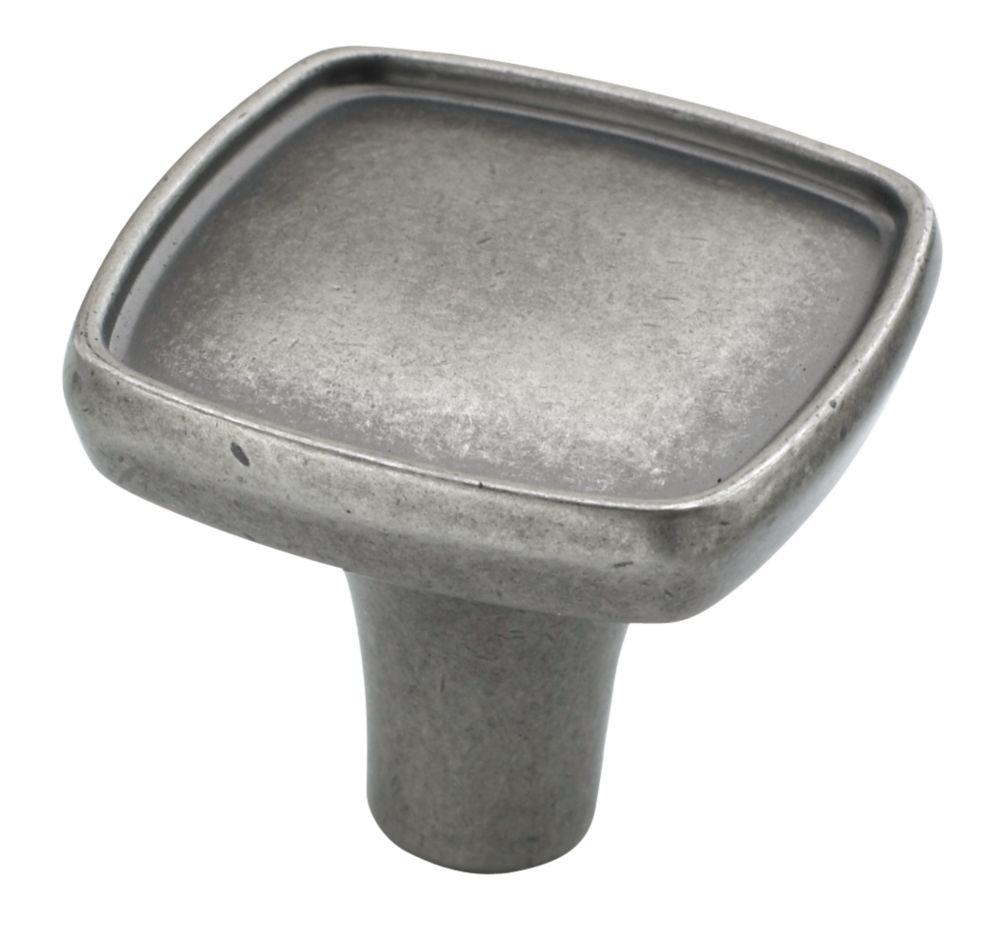 Porter knob - porter, square , 1-1/8 In. sq diameter
