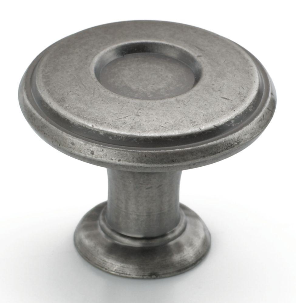 Porter knob -  coles, 1-1/4 In. diameter