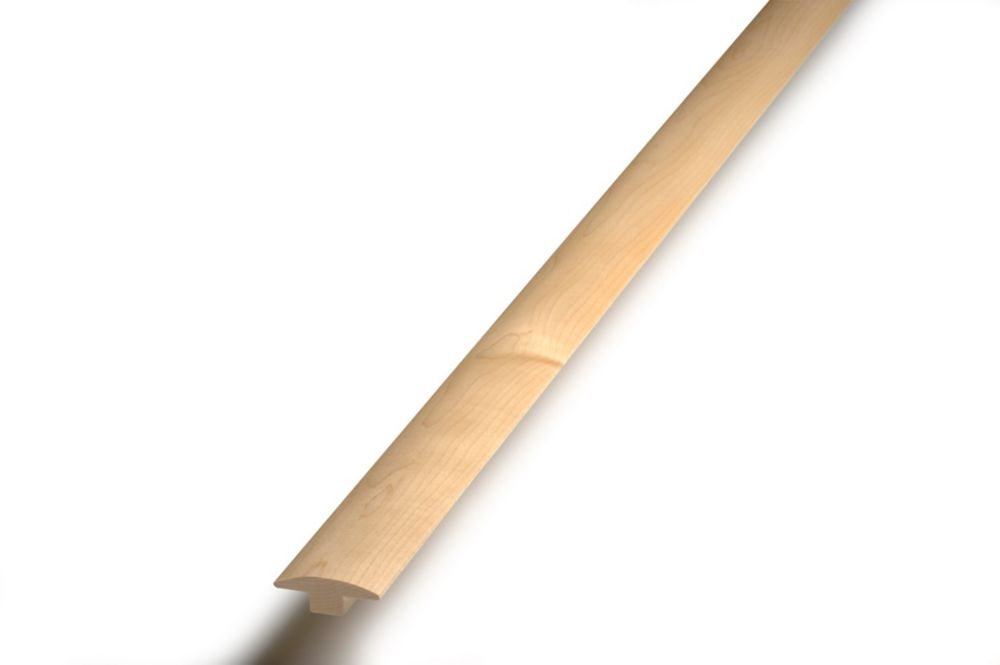 T-Moulding Hard Maple S&B Natural 3/4 in.x 2 in. x 78 in.