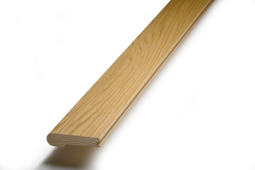 Nosing Red Oak Natural 3/4 in. x 4 in. x 78 in.