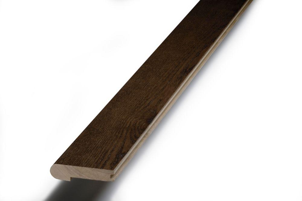 Nez de palier Frêne Fudge  3/4'' x 4'' x 78''
