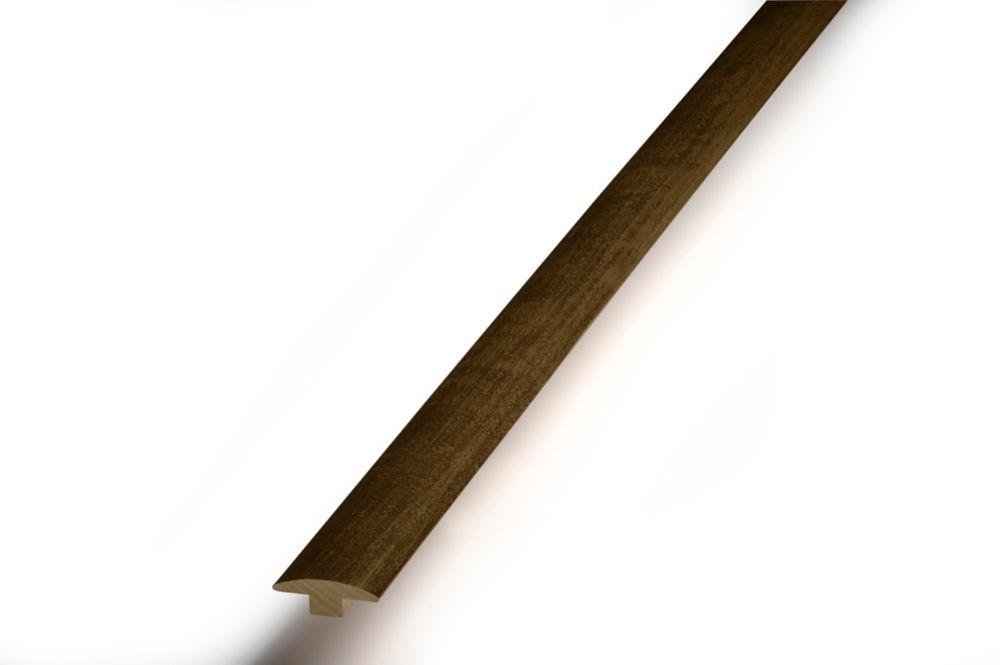 Moulure en T Érable Brun Sérénité 7/8'' x  2 1/8'' x  78''