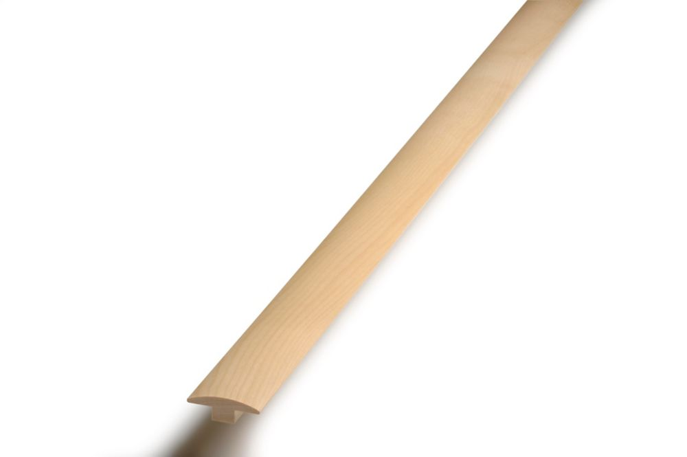 T-Moulding Birch Natural 3/4 in. x 2 in. x 78 in.