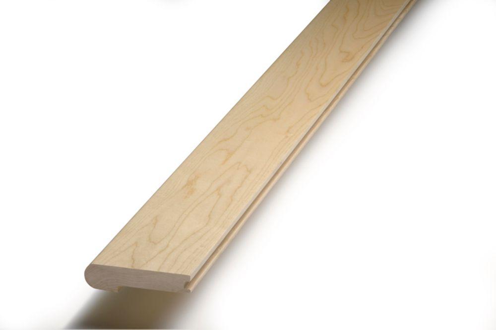 Nez de palier Érable Ungava  3/4'' x 4'' x 78''