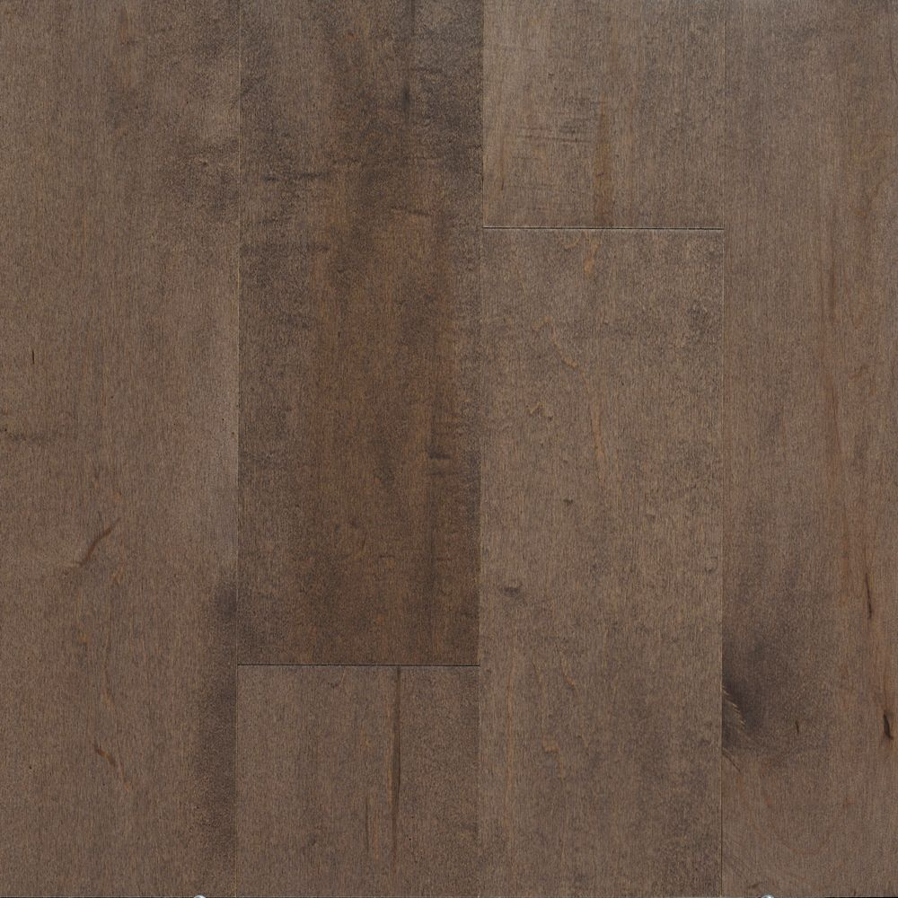 Hard Maple Serenity Brown Satin 5 3/16-inch W Engineered Hardwood Flooring
