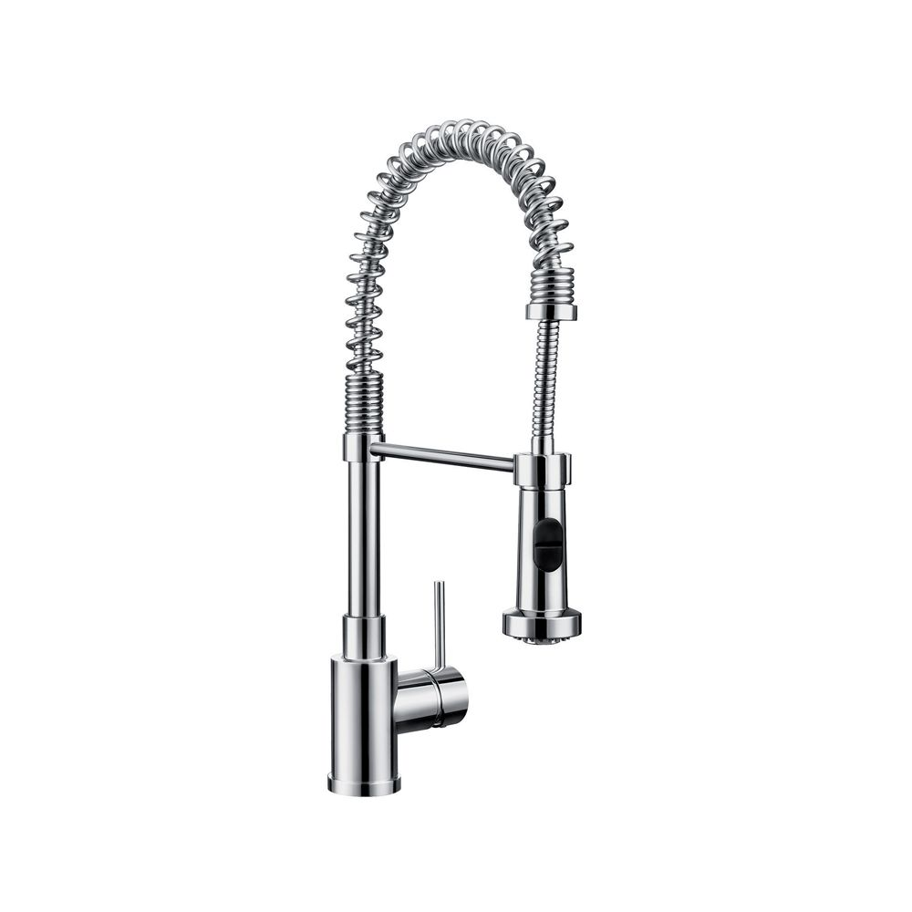 Premium Semi-Pro Faucet With Dual Spray, Chrome SOP1096 Canada Discount