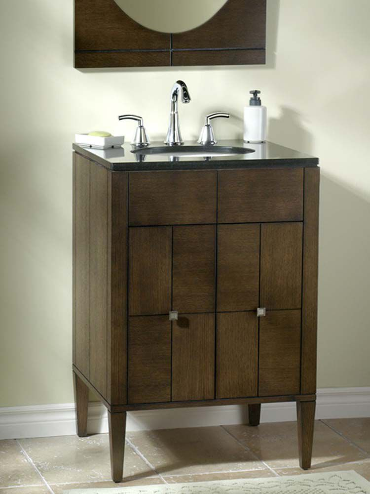 American standard parsons vanity in wood finish ready to - American standard bathroom cabinets ...