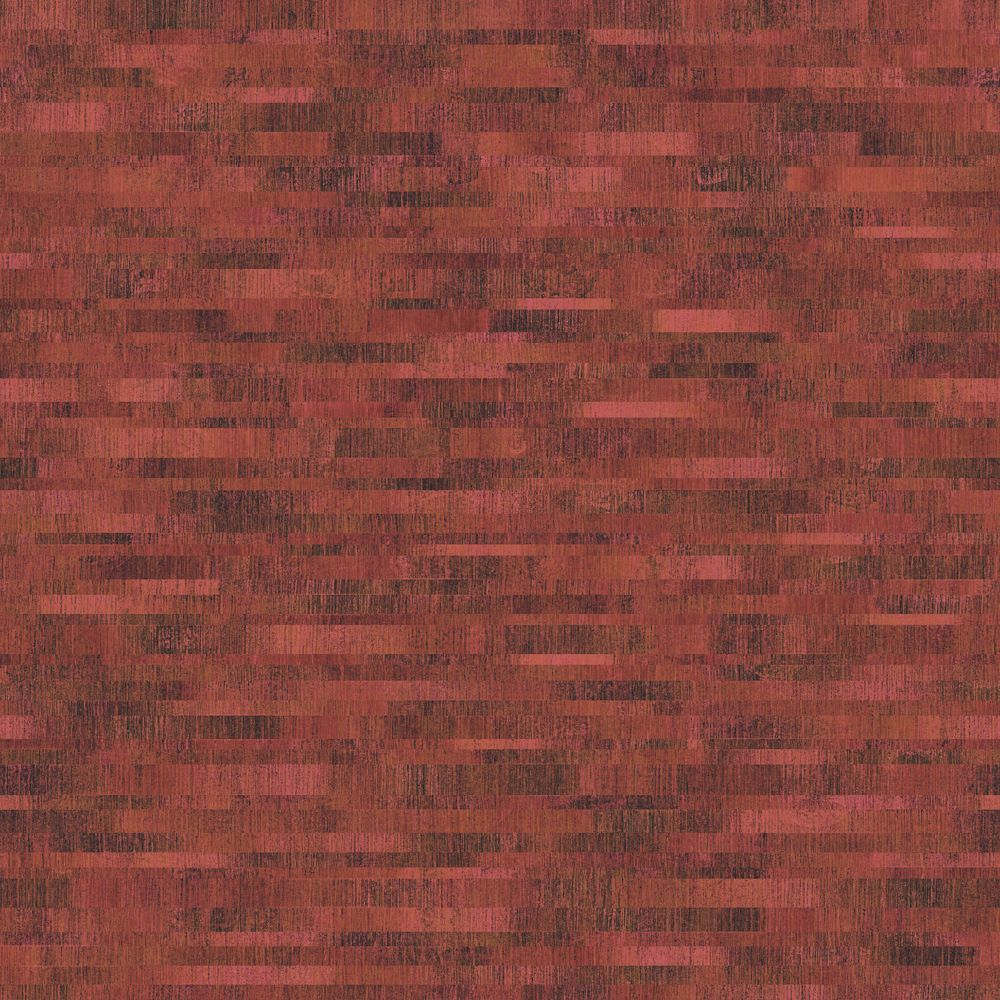 The wallpaper company 20 5 in w burgundy mini subway for Wallpaper home depot canada
