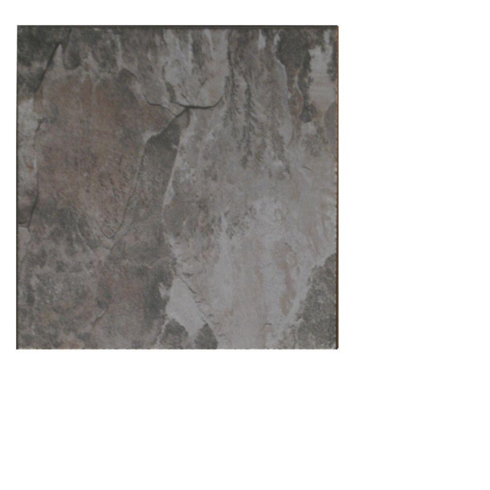 Plancher stratifié ardoise noire (1722m2 -(18,54pi. carré par caisse)